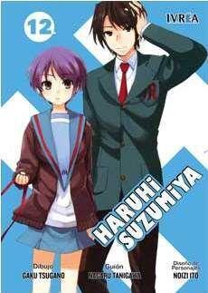 HARUHI SUZUMIYA #12