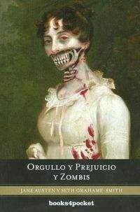 ORGULLO Y PREJUICIO Y ZOMBIS (BOLSILLO)