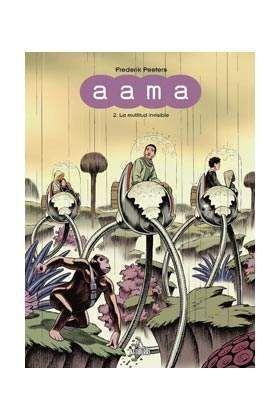 AAMA #02. LA MULTITUD INVISIBLE