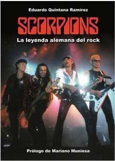 SCORPIONS. LA LEYENDA ALEMANA DEL ROCK