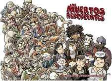 LOS MUERTOS REVIVIENTES #05. EL CLUB DE LOS TARUGOS MUERTOS