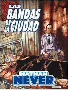 NATHAN NEVER: LAS BANDAS DE LA CIUDAD