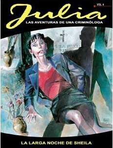 JULIA #04: LA LARGA NOCHE DE SHEILA