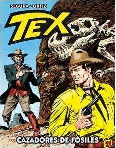 TEX: CAZADORES DE FOSILES