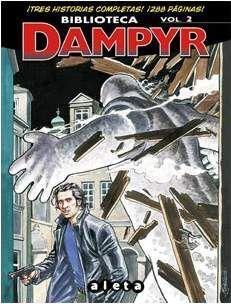 BIBLIOTECA DAMPYR #02