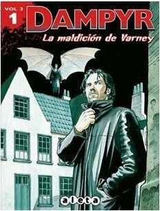 DAMPYR VOL.3 #01. LA MALDICION DE VARNEY