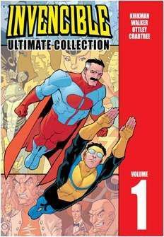 INVENCIBLE ULTIMATE COLLECTION VOL.01