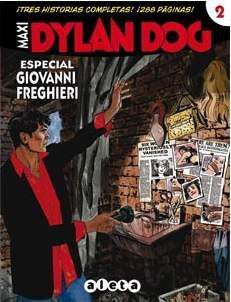 MAXI DYLAN DOG #02. ESPECIAL GIOVANNI FREGHIERI