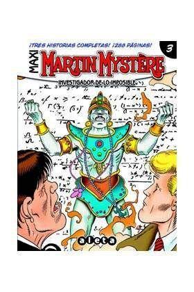 MAXI MARTIN MYSTERE #03