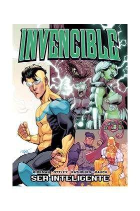 INVENCIBLE #17. SER INTELIGENTE