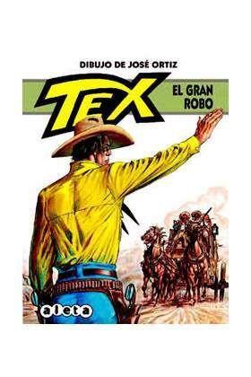 TEX: EL GRAN ROBO