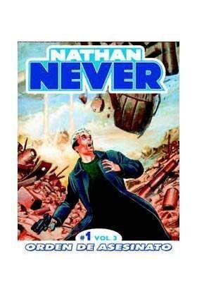 NATHAN NEVER VOL. 3 #01. ASESINATO POR ENCARGO