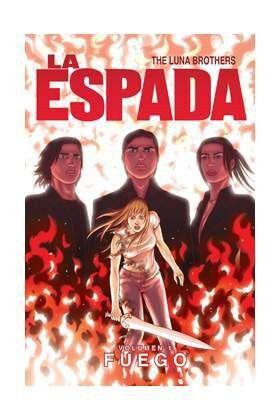 LA ESPADA #01. FUEGO