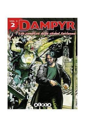 DAMPYR VOL.3 #02. LOS VAMPIROS DE LA CIUDAD FANTASMA
