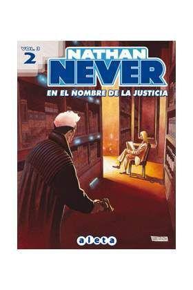 NATHAN NEVER VOL. 3 #02. EN EL NOMBRE DE LA JUSTICIA
