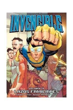 INVENCIBLE #18. LAZOS FAMILIARES