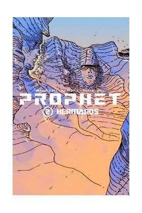 PROPHET #02. HERMANOS (ALETA EDICIONES)