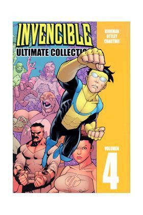 INVENCIBLE ULTIMATE COLLECTION VOL.04