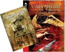 PACK NARRATIVA FANTASTICA 01 (CAJA NEGRA + ELSEWHERE)