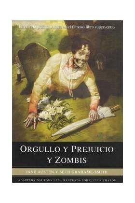 PACK ORGULLO Y PREJUICIO Y ZOMBIS + NOCTURNA