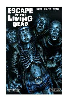 PACK ESCAPE OF THE LIVING DEAD