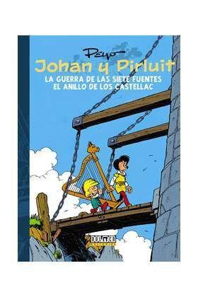 JOHAN Y PIRLUIT VOL. 04: LA GUERRA DE LAS SIETE FUENTES - ANILLO DE LOS