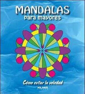 MANDALAS PARA MAYORES: COMO EVITAR LA SOLEDAD