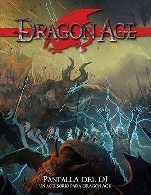 DRAGON AGE JDR: PANTALLA DEL DJ