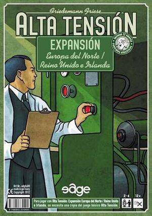 ALTA TENSION: EXPANSION EUROPA DEL NORTE / REINO UNIDO E IRLANDA