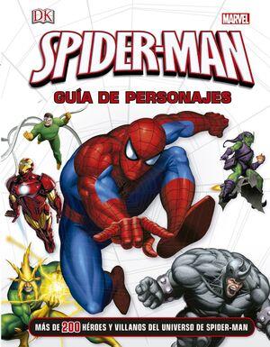 SPIDER-MAN: GUIA DE PERSONAJES
