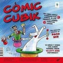 COMIC CUBIK