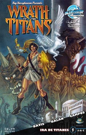 WRATH OF THE TITANS #01 (COMIC)