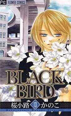 BLACK BIRD #13