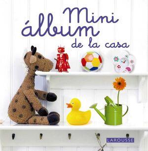 MINI ALBUM DE LA CASA
