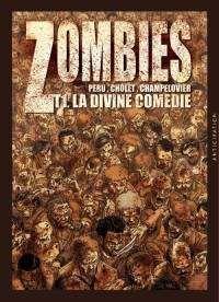 ZOMBIES #01. LA DIVINA COMEDIA (COMIC)