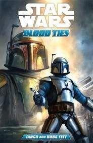 STAR WARS: LAZOS DE SANGRE #01