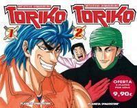 TORIKO #01 + #02