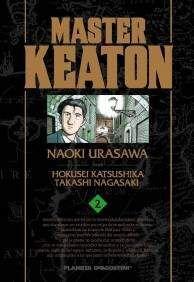MASTER KEATON #02