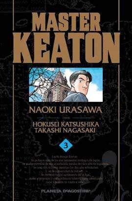 MASTER KEATON #03
