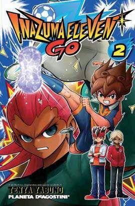 INAZUMA ELEVEN GO #02
