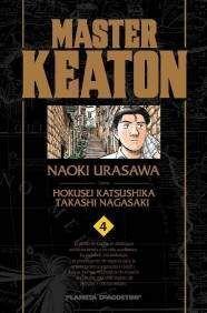 MASTER KEATON #04