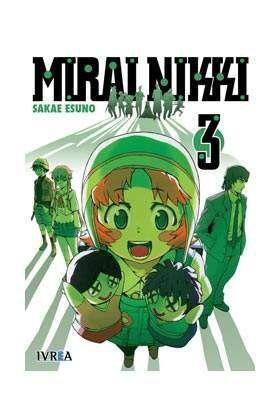 MIRAI NIKKI #03