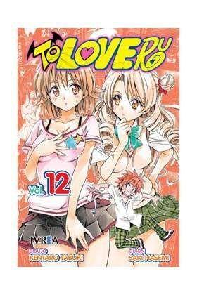 TO LOVE RU #12