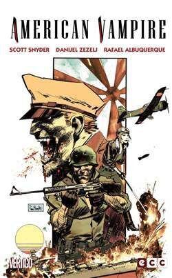 AMERICAN VAMPIRE #03 (CARTONE)