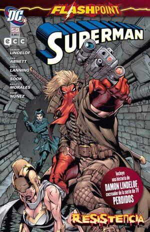 SUPERMAN MENSUAL VOL.2 #058. FLASHPOINT RESISTENCIA
