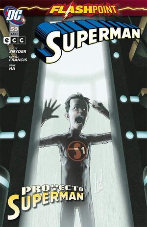 SUPERMAN MENSUAL VOL.2 #059. FLASHPOINT PROYECTO SUPERMAN