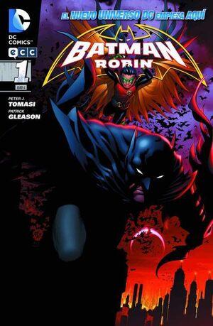 BATMAN Y ROBIN #01