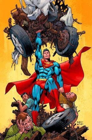 GRANDES AUTORES DE SUPERMAN: SUPERMAN HOMBRE DE ACERO - CAIDA DE CAMELOT