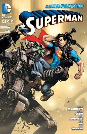 SUPERMAN MENSUAL VOL.3 #002