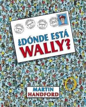 DONDE ESTA WALLY? (CARTONE)